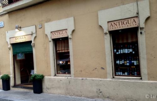 Entrada Antigua
