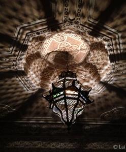 lampara techo