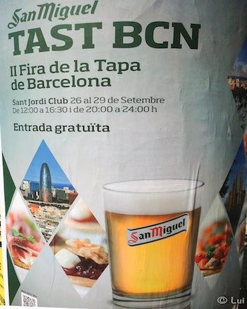 San Miguel Tast BCN: II Fira de laTapa