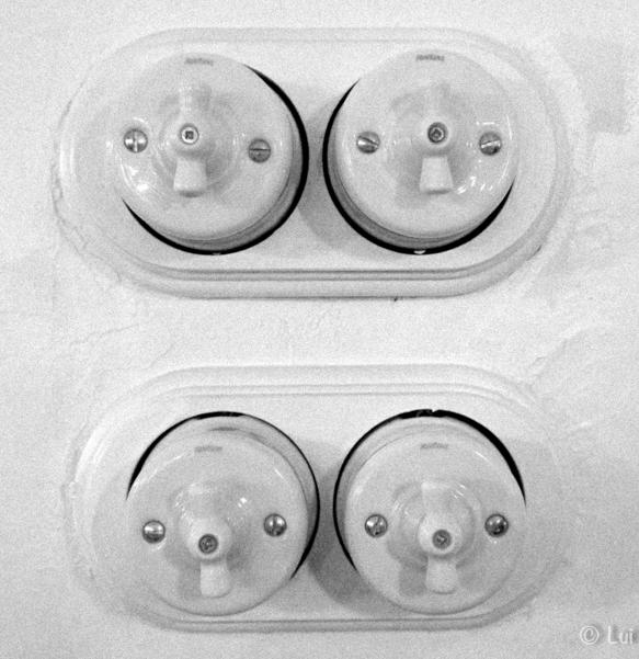 llaves de luz