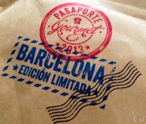 Pasaporte Gourmet Edición limitada