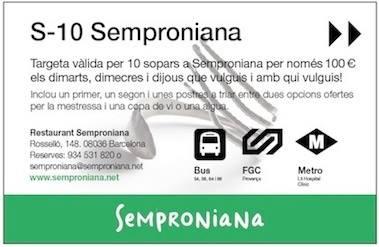 Bono S-10 Semproniana