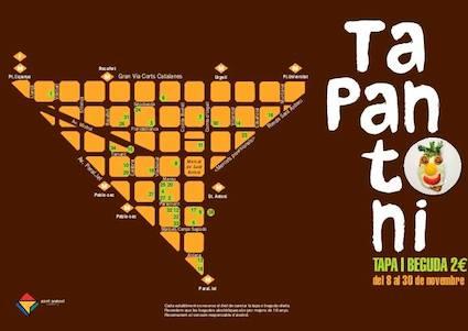 Ruta de Tapas en Sant Antoni:Tapantoni