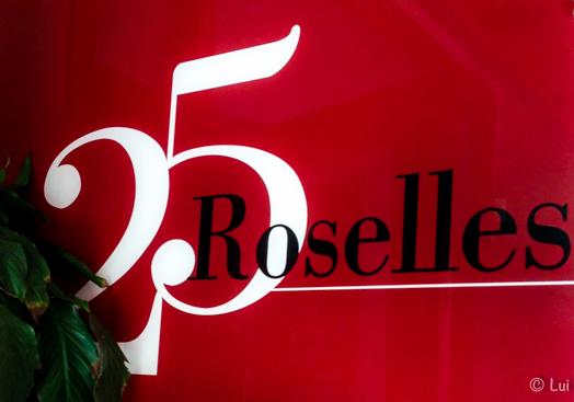 25 Roselles