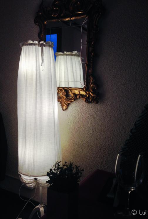 Lampara en Fenix Lounge