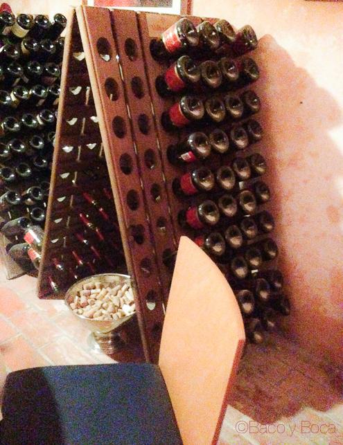 Bodega de Tunel de Marc Palou