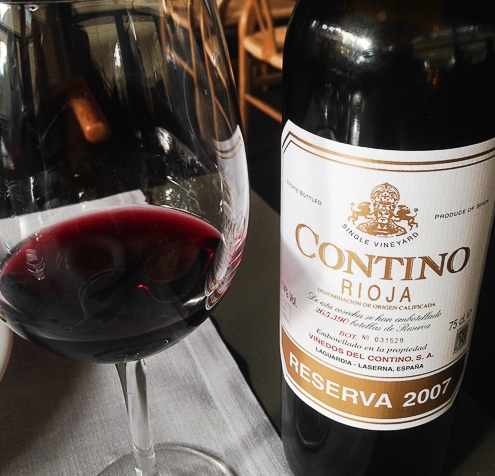 Contino Reserva 2007 (DO Rioja)