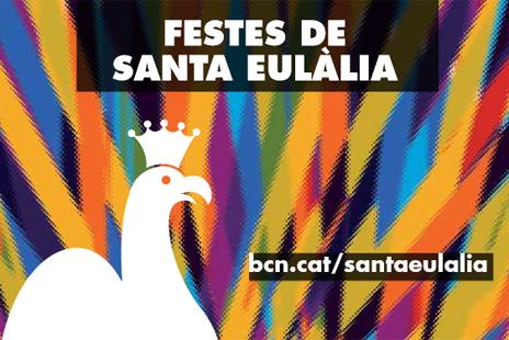 Fiestas de Santa Eulàlia2014