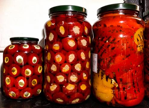 Botes de Gildas tomates secos_