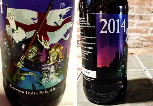 2014 Nueva Cerveza Artesana de AlbertSanchis