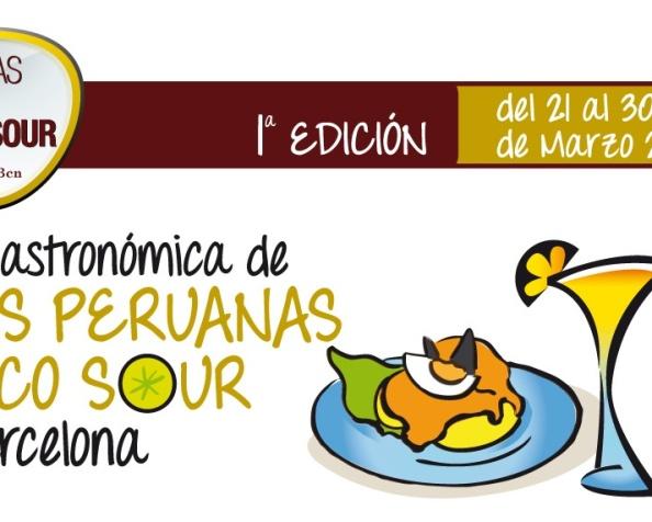 Otra ruta gastronómica de tapas nos lleva a Perú acompañados de PiscoSour