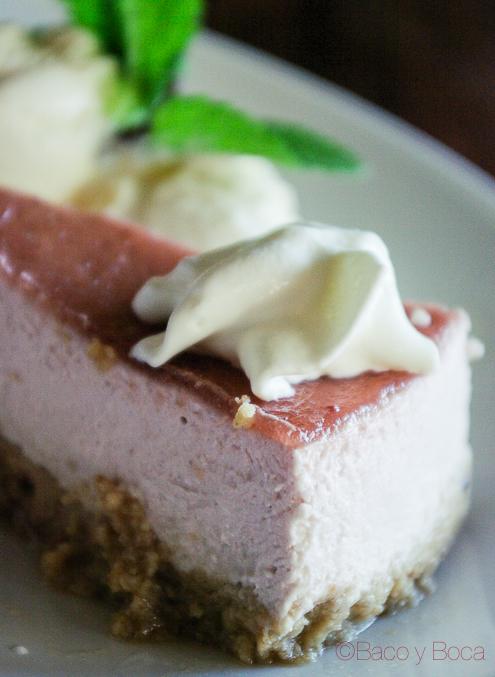 pp cheesecake fresa arthurs pub dublin irlanda