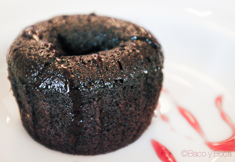 Coulant de chocolate Mes di grandi