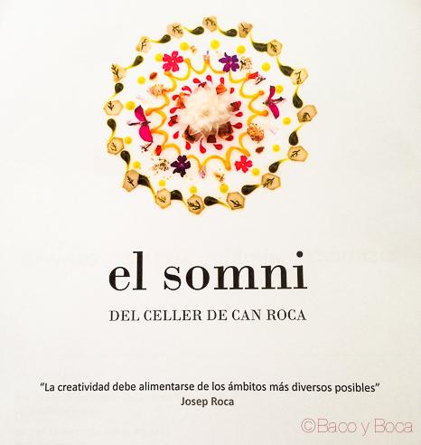 El somni Hermanos Roca El celler de Can Roca