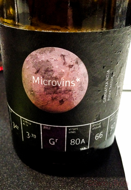 Microvins la vinyeta