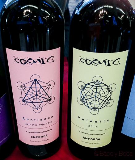 vino cosmic emporda
