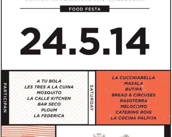 Este sábado vuelve el #EATSTREET2!