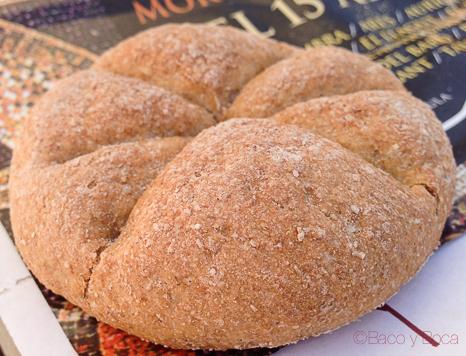 bollito pequeño pan romano tarraco viva viaje a tarraco amigastronomikas