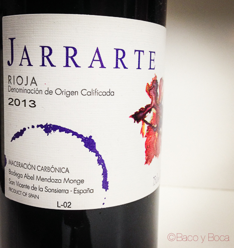 Jarrarte DO Rioja maceracion carbonica