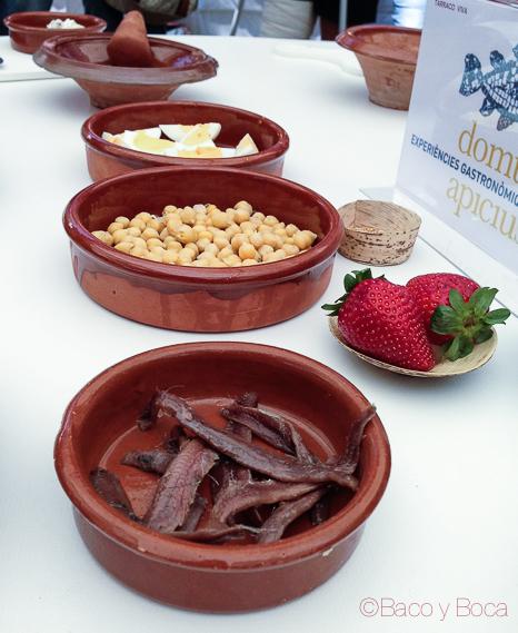 Tarraco a taula taller fast food romana- haz tu propia tapa tarraco viva viaje a tarraco amigastronomikas
