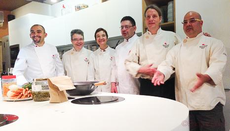 Cocineros slow food deu mans