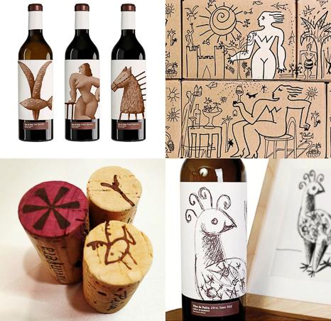 collage vins de pedra
