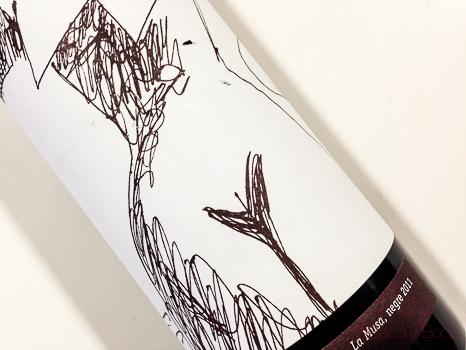 La musa vins de terra