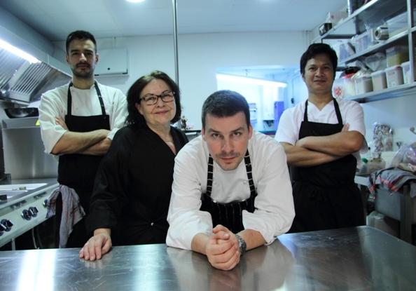 Apertura en Barcelona del Restaurante de Sergi deMeià