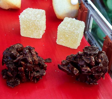 gominola de lomoncello Roca negra sant pol carme ruscalleda