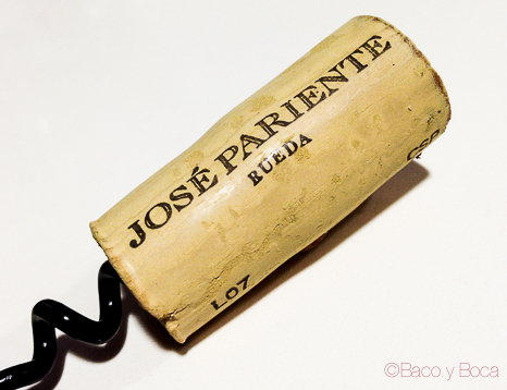 Jose Pariente Verdejo 2012 DO Rueda