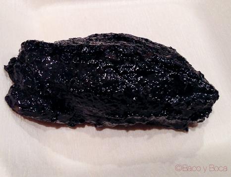 croquetas negras de calamar