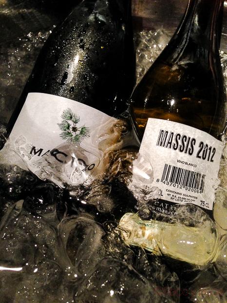 Massis y macizo 2012