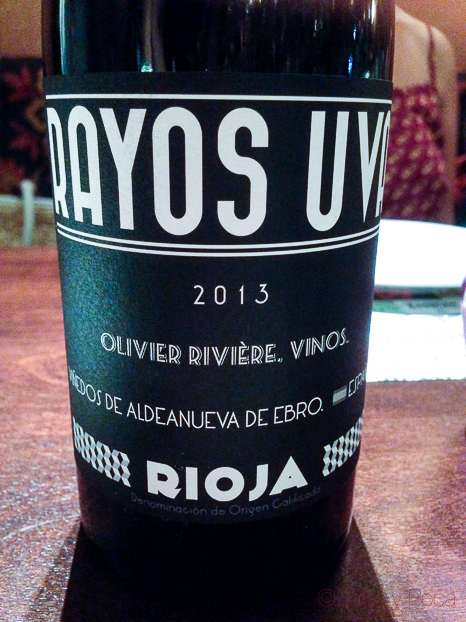 rayos uva vino restaurante reñe