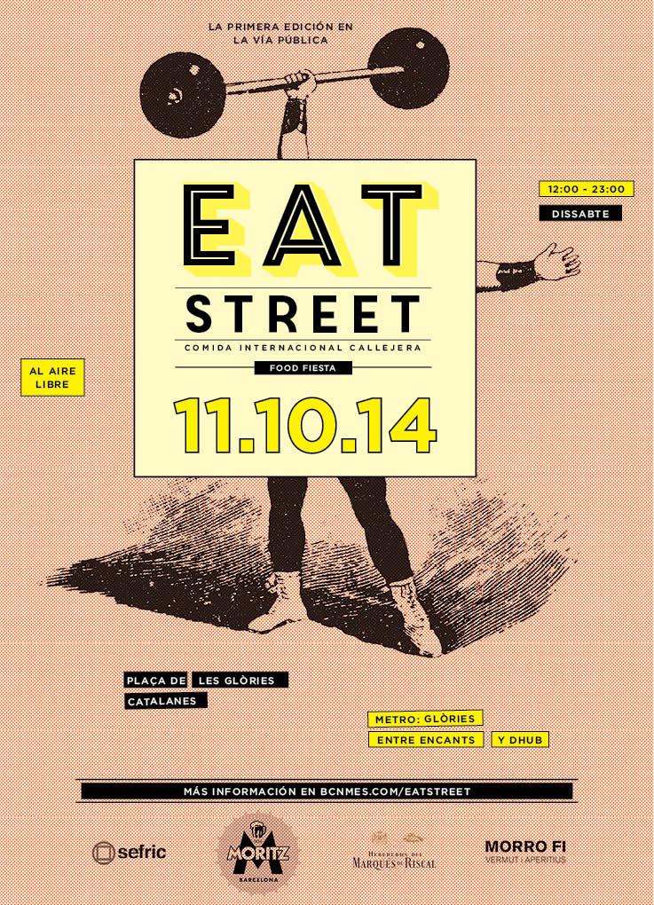 Eat Street Barcelona 11 Octubre