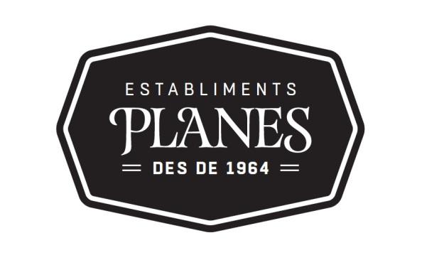 Logo establiment planes