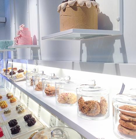 La Blanca Pura Bakery: Dulces americanos enBarcelona
