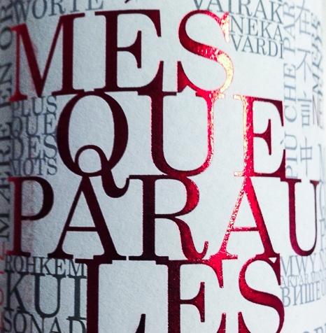 Mes que Paraules 2012, D.O. Pla deBages