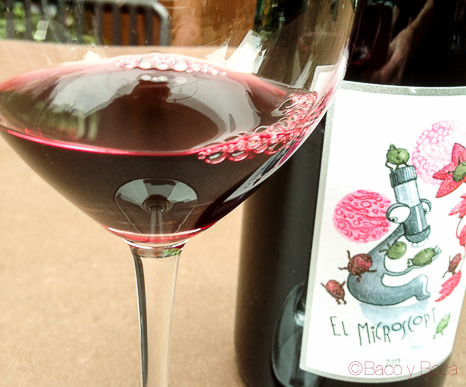 El Microscopi 2013, un vino solidario contra elcáncer