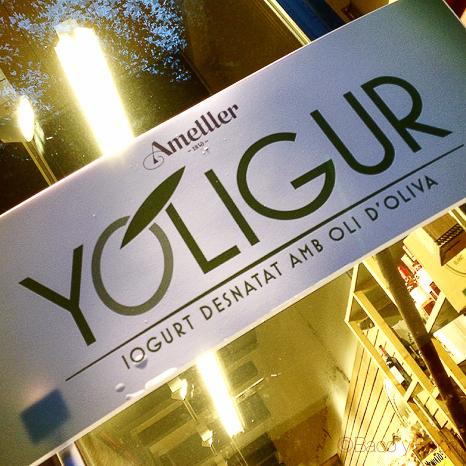 Yoligur primer yogur con aceite deoliva