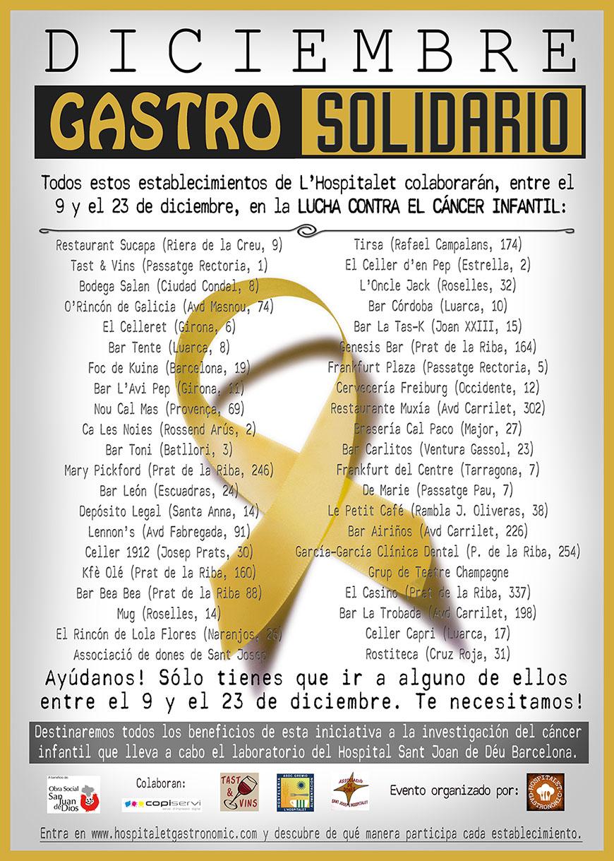Evento Gastro Solidario