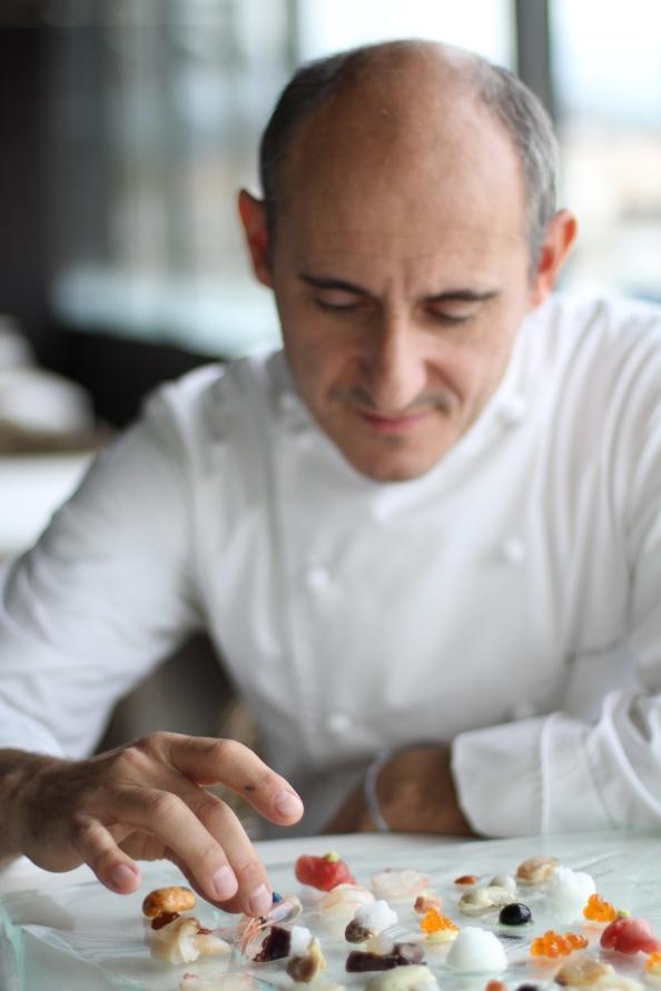 Miramar de Paco Pérez, mejor restaurante de2014