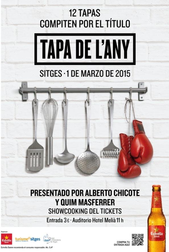 """Gran Final de la """"Tapa del'Any"""""""