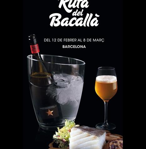 """Empieza la 3a """"Ruta del Bacallà"""" enBarcelona"""