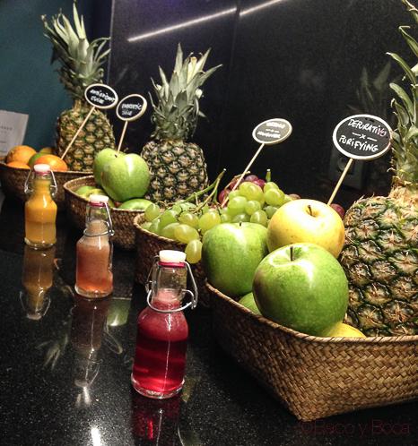 batido-frutas-desayuno-yurbban-hotel-barcelona