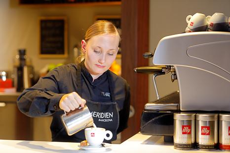 Leticia-Roy-Master-Barista-Le-Meridien-Barcelona-cafe