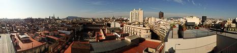 panoramica-terraza-yurbban-barcelona