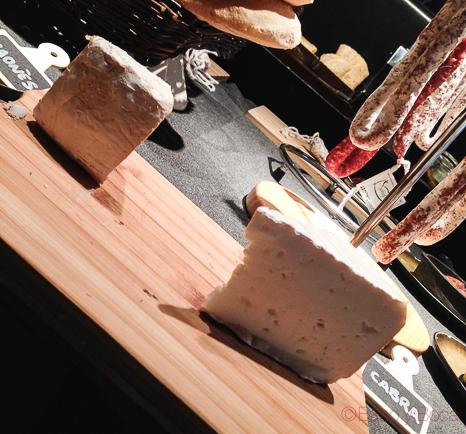 quesos-desayuno-yurbban-hotel-barcelona