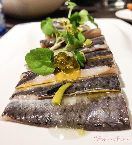 sardinas caldeni baco y boca