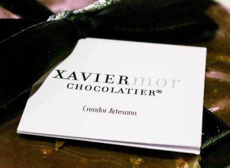 Artesano Chocolatier Xavier Mor Bacoyboca