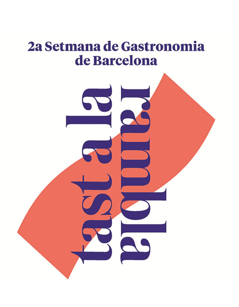 Tast a la Rambla: 2ª semana de Gastronomía deBarcelona
